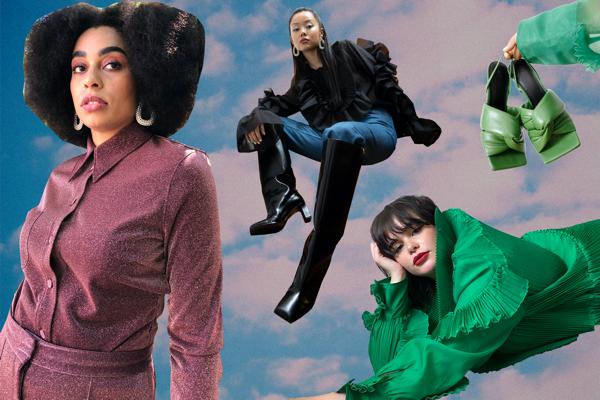 Barbie Ferreira, Veronika Heilbrunner, Celeste, Alton Mason, Young Emperors i Mia Kong