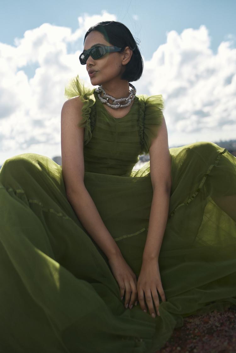 Piękno odpadów - H&M Conscious Exclusive AW20