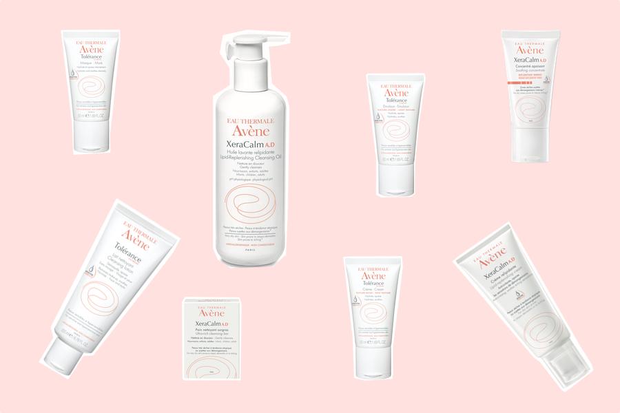 produkty dla suchej skóry - Eau Thermale Avène