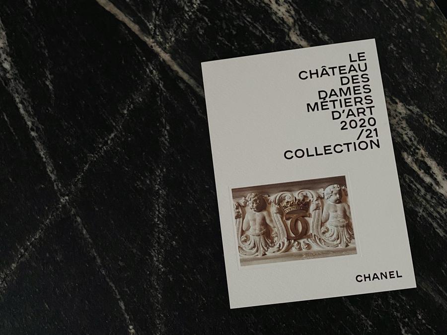 Chanel Metiers dart 2020/21