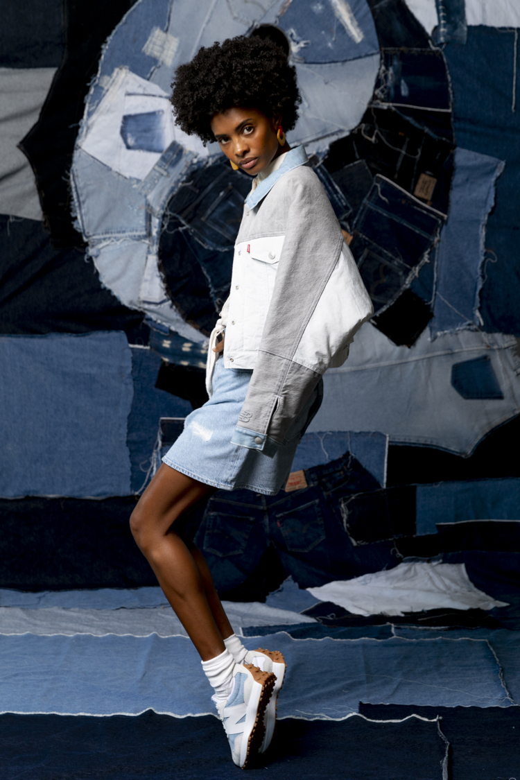 Kultowy jeans w sportowym stylu - Levi's® x New Balance® jesień-zima 2020