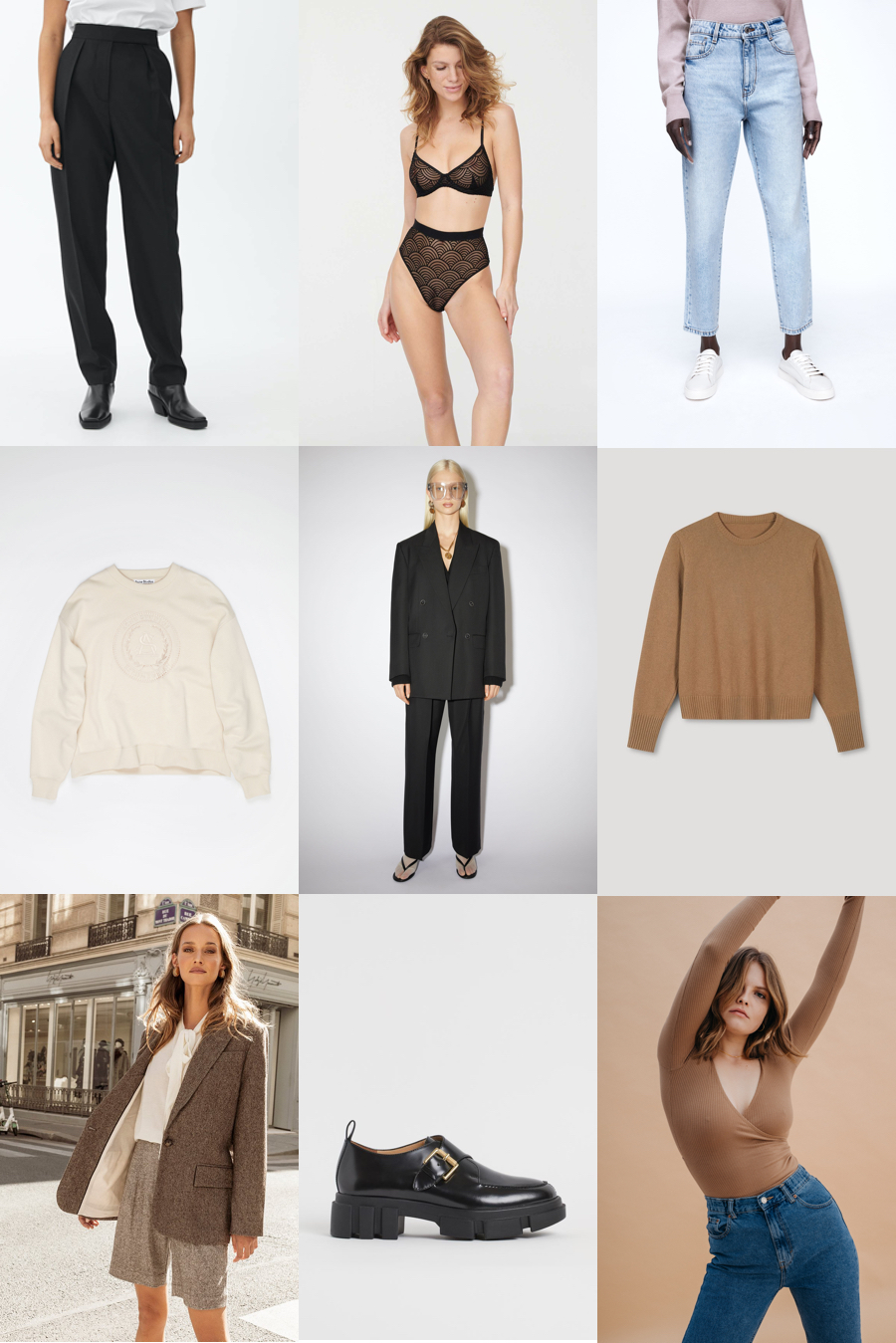 Kilka kroków do minimalistycznej garderoby