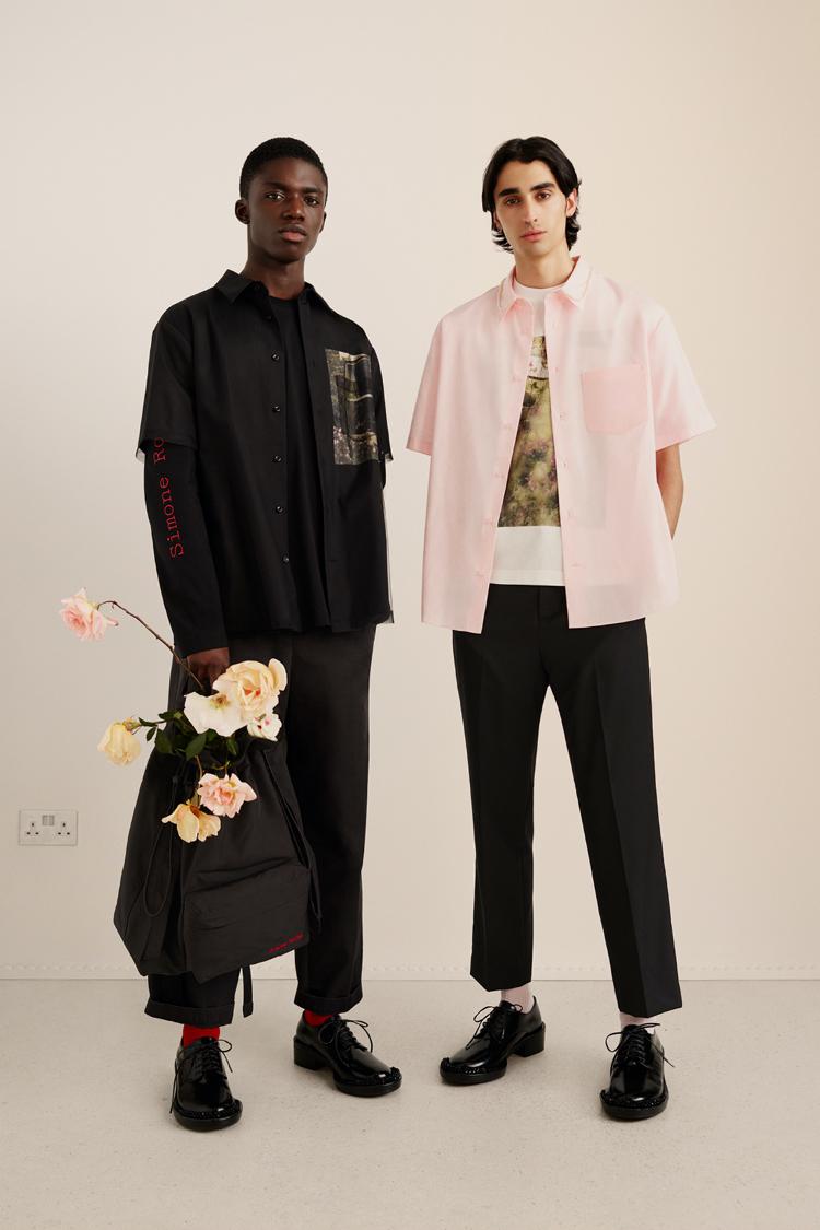 kolekcja H&M x Simone Rocha