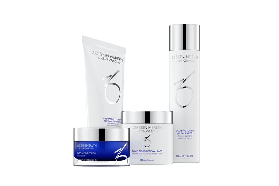 Wieloetapowe oczyszczanie skóry z ZO Skin Health