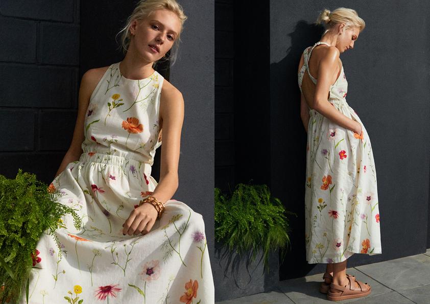 marka H&M sukienki