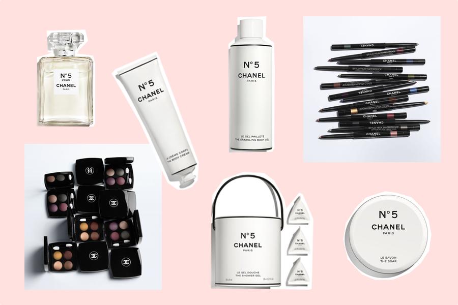 Letnie, kosmetyczne nowości od Chanel